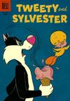 Cover for Tweety and Sylvester (Dell, 1954 series) #21