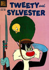 Cover for Tweety and Sylvester (Dell, 1954 series) #28
