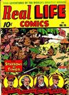 Cover for Real Life Comics (Pines, 1941 series) #15