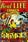 Cover for Real Life Comics (Pines, 1941 series) #33