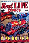 Cover for Real Life Comics (Pines, 1941 series) #36