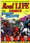 Cover for Real Life Comics (Pines, 1941 series) #40