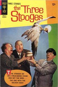 Cover Thumbnail for The Three Stooges (Western, 1962 series) #37