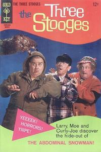 Cover Thumbnail for The Three Stooges (Western, 1962 series) #38