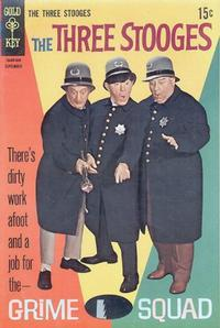 Cover Thumbnail for The Three Stooges (Western, 1962 series) #40