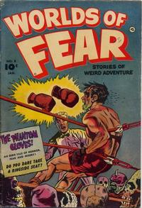 Cover Thumbnail for Worlds of Fear (Fawcett, 1952 series) #8