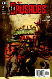Cover Thumbnail for The Crusades (DC, 2001 series) #3