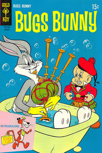 Cover Thumbnail for Bugs Bunny (Western, 1962 series) #121
