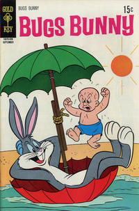 Cover Thumbnail for Bugs Bunny (Western, 1962 series) #131