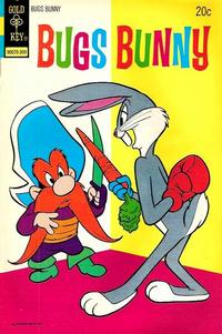 Cover Thumbnail for Bugs Bunny (Western, 1962 series) #152 [Gold Key]