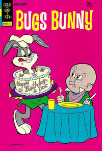 Cover Thumbnail for Bugs Bunny (Western, 1962 series) #153