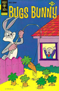 Cover Thumbnail for Bugs Bunny (Western, 1962 series) #172 [Gold Key]