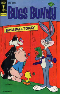 Cover Thumbnail for Bugs Bunny (Western, 1962 series) #173 [Gold Key]