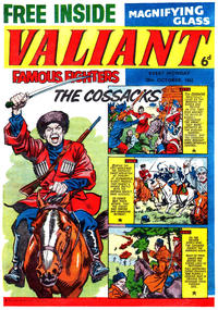 Cover Thumbnail for Valiant (IPC, 1962 series) #20 October 1962 [3]