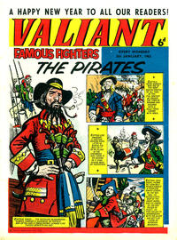 Cover Thumbnail for Valiant (IPC, 1962 series) #5 January 1963 [14]