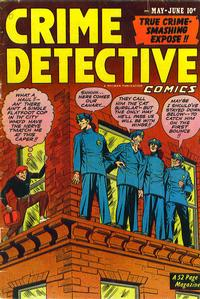 Cover Thumbnail for Crime Detective Comics (Hillman, 1948 series) #v2#8