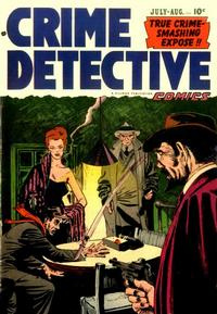 Cover Thumbnail for Crime Detective Comics (Hillman, 1948 series) #v3#3
