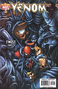 Cover Thumbnail for Venom (Marvel, 2003 series) #18