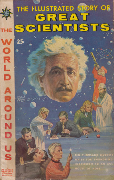 Cover for The World Around Us (1958 series) #18