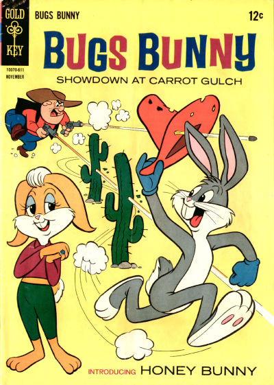 Cover for Bugs Bunny (1962 series) #108