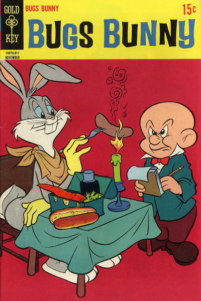 Cover for Bugs Bunny (1962 series) #120