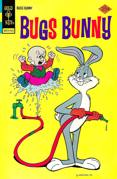 Cover for Bugs Bunny (Western, 1962 series) #162