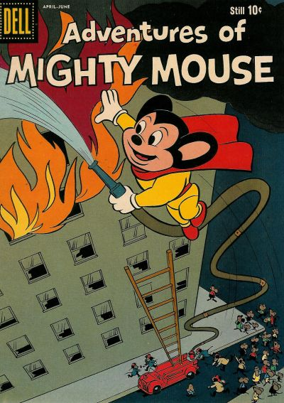 Cover for Adventures of Mighty Mouse (Dell, 1959 series) #146