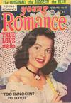 Cover for Young Romance (Prize, 1947 series) #v6#10 (58)