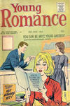 Cover for Young Romance (Prize, 1947 series) #v16#2 [122]