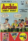 Archie Comics Digest #2