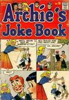 Cover for Archie's Joke Book Magazine (Archie, 1953 series) #16