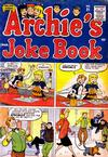 Archie&#39;s Joke Book Magazine #21