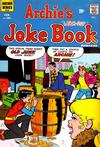 Cover for Archie's Joke Book Magazine (Archie, 1953 series) #181