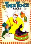 Cover for Tick Tock Tales (Magazine Enterprises, 1946 series) #17