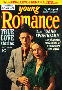 Cover Thumbnail for Young Romance (Prize, 1947 series) #v3#11 (23)