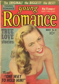 Cover Thumbnail for Young Romance (Prize, 1947 series) #v4#7 (31)