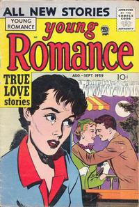 Cover Thumbnail for Young Romance (Prize, 1947 series) #v12#5 [101]