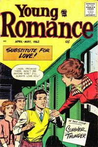 Cover Thumbnail for Young Romance (Prize, 1947 series) #v15#3 [117]