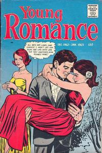 Cover Thumbnail for Young Romance (Prize, 1947 series) #v16#1 [121]