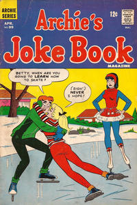 Cover Thumbnail for Archie's Joke Book Magazine (Archie, 1953 series) #99