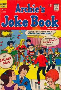 Cover Thumbnail for Archie's Joke Book Magazine (Archie, 1953 series) #112