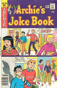 Cover for Archie's Joke Book Magazine (Archie, 1953 series) #232