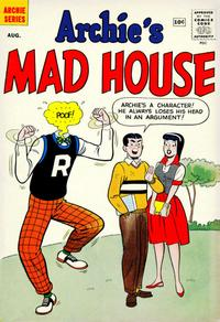 Cover Thumbnail for Archie's Madhouse (Archie, 1959 series) #7