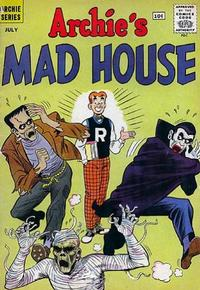 Cover Thumbnail for Archie's Madhouse (Archie, 1959 series) #13