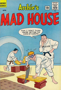 Cover Thumbnail for Archie's Madhouse (Archie, 1959 series) #32