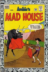 Cover Thumbnail for Archie's Madhouse (Archie, 1959 series) #34