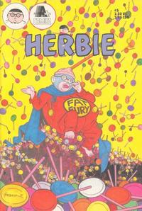 Cover Thumbnail for Herbie (A-Plus Comics, 1990 series) #5