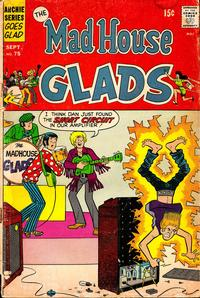 Cover Thumbnail for The Mad House Glads (Archie, 1970 series) #75