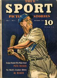 Cover Thumbnail for True Sport Picture Stories (Street and Smith, 1942 series) #v1#9