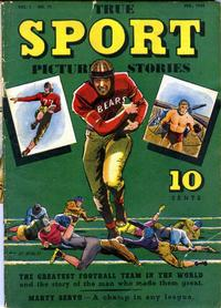 Cover Thumbnail for True Sport Picture Stories (Street and Smith, 1942 series) #v1#11